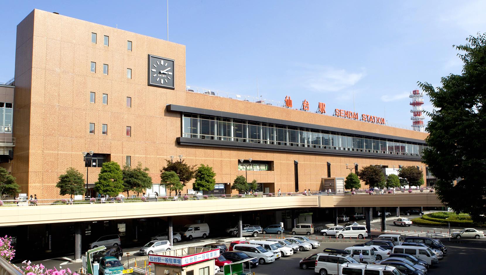 仙台Loople巴士仙台车站
