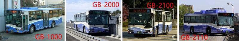名古屋导轨巴士车辆