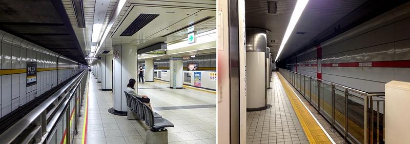名古屋地铁名古屋站预留站台
