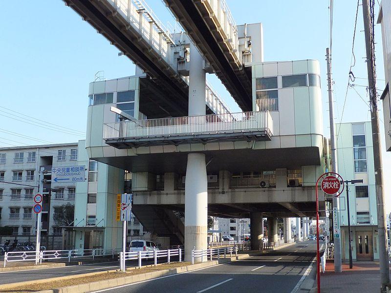 千叶单轨天台站