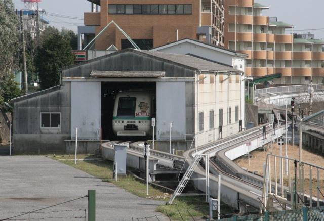 佐仓APM女子大学站附近的车库