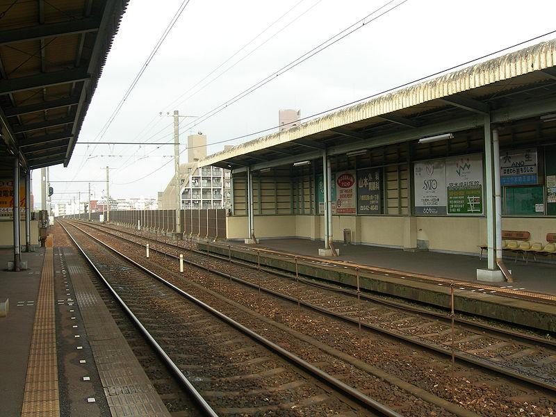 筑丰电铁穴生车站