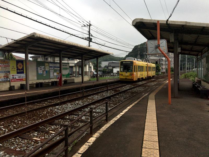 筑丰电铁森下车站