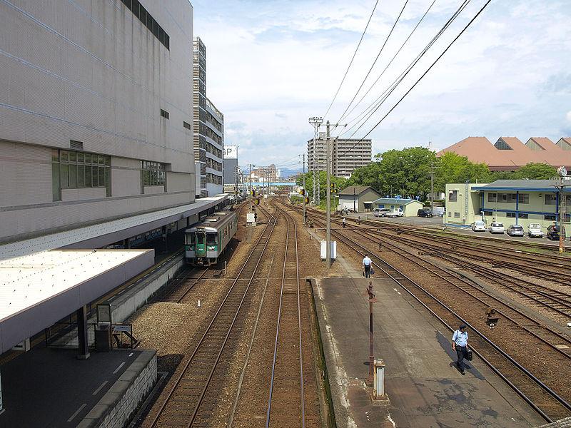 JR四国德岛站