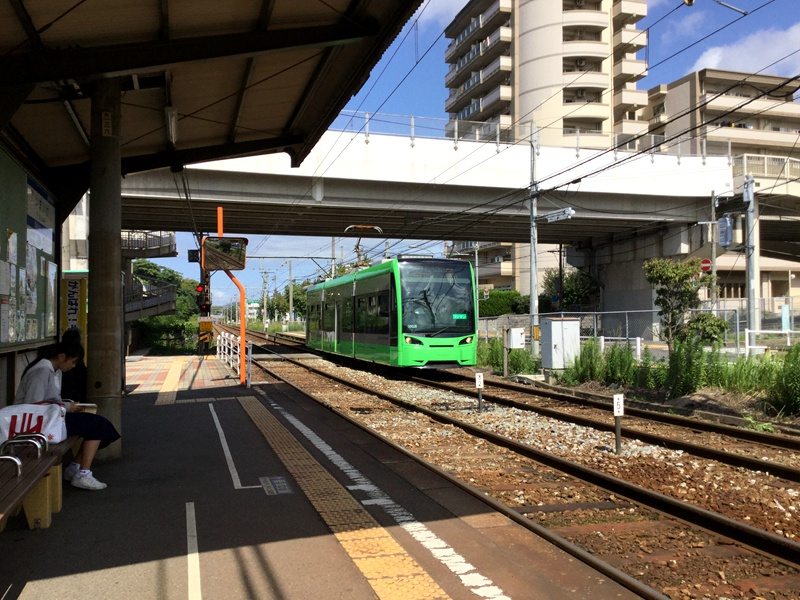 筑丰电铁今池车站
