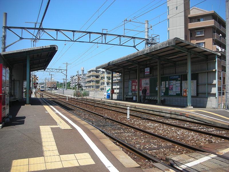 筑丰电铁永犬丸车站