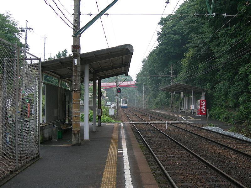 筑丰电铁西山站