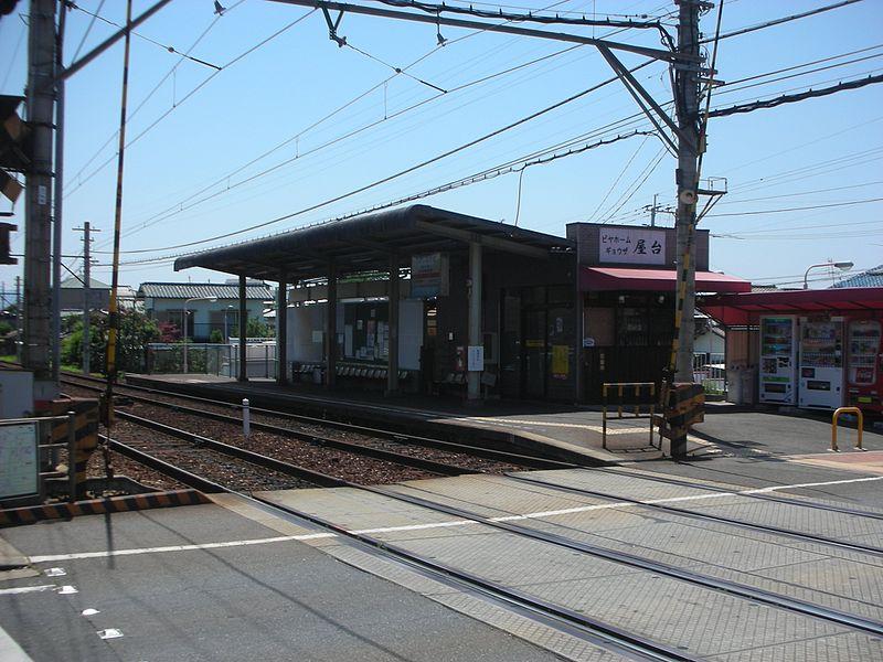 筑丰电铁东中间站