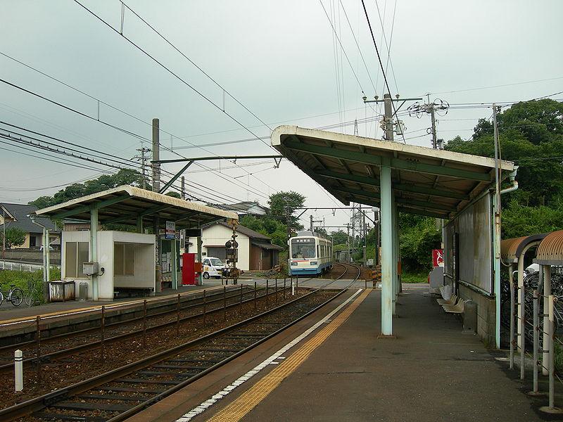 筑丰电铁筑丰香月车站