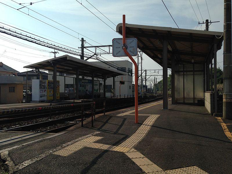 筑丰电铁楠桥站