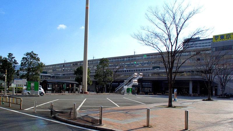 小仓车站北口(靠近新干线)