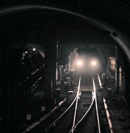 夺命地铁剧照