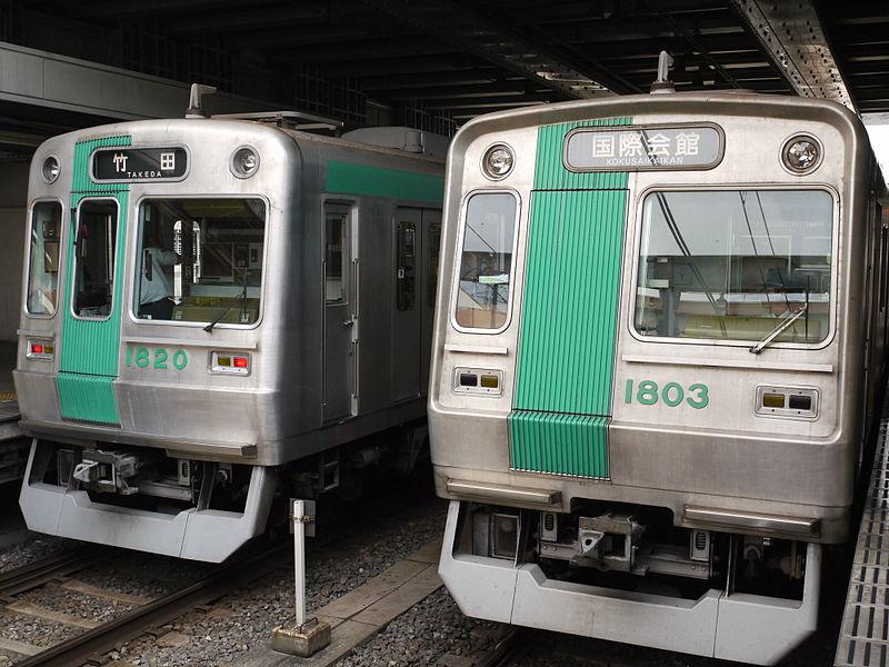 京都地铁10系列车