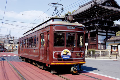 京福电气铁道21系列车