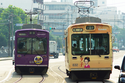 京福电气铁道611系列车和631系列车