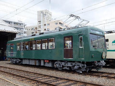 叡山电铁730系列车