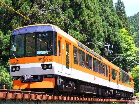 叡山电铁900系列车