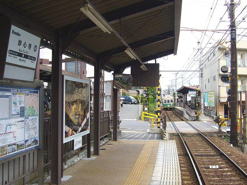 京福电铁妙心寺站