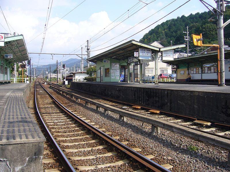 叡山电铁宝池站