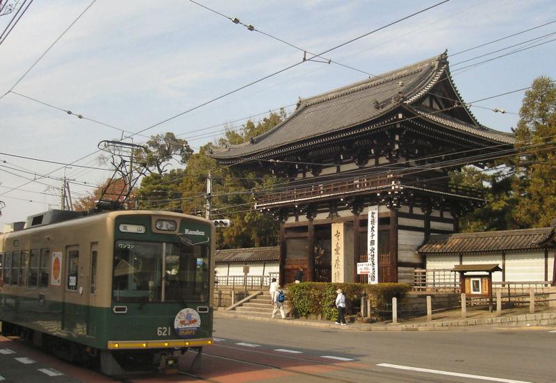 京福电铁太秦广隆寺站