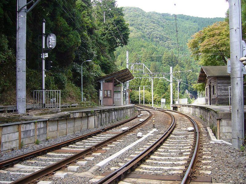 叡山电铁二之瀬站
