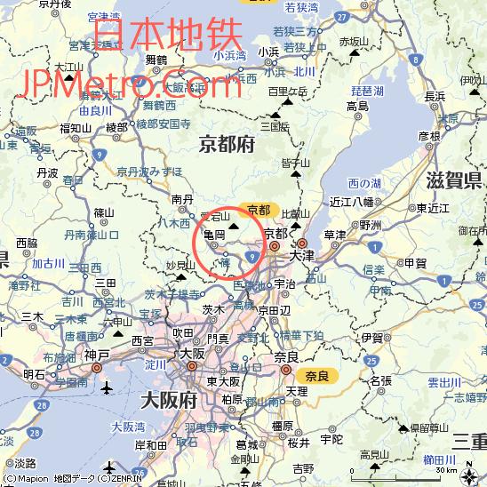 岚山站区位图
