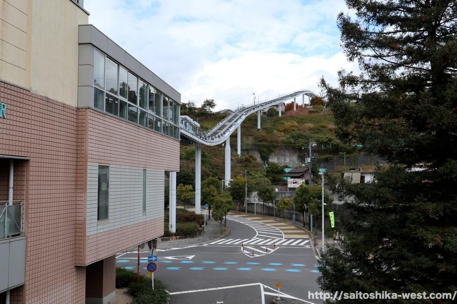 广岛濑野APM的爬坡能力