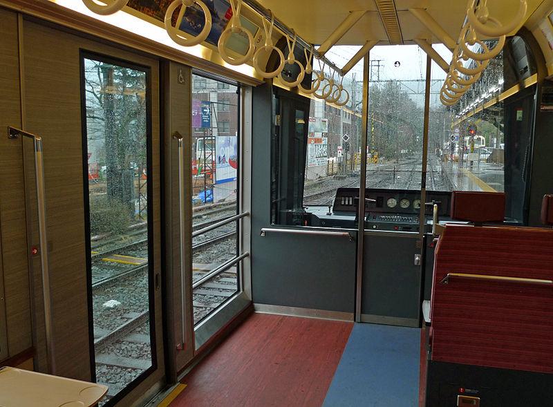 箱根登山铁道3000型列车