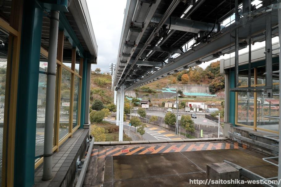 广岛濑野APM列车开动