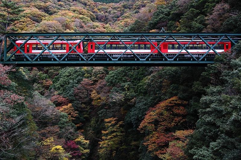 箱根登山铁道早川桥