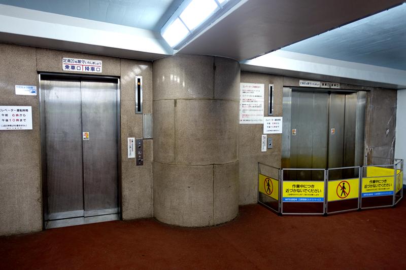 关门国道隧道电梯