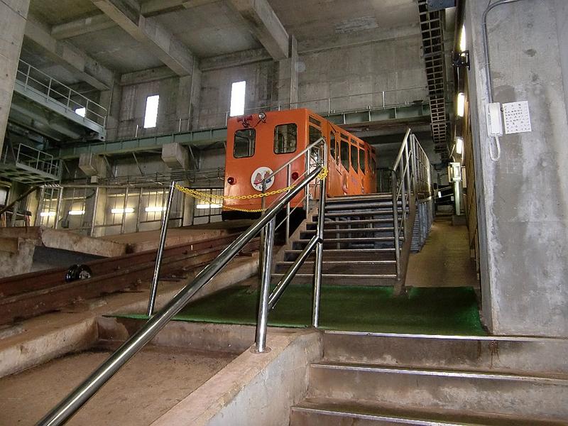 青函隧道纪念馆站