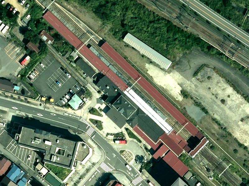 日光站卫星图