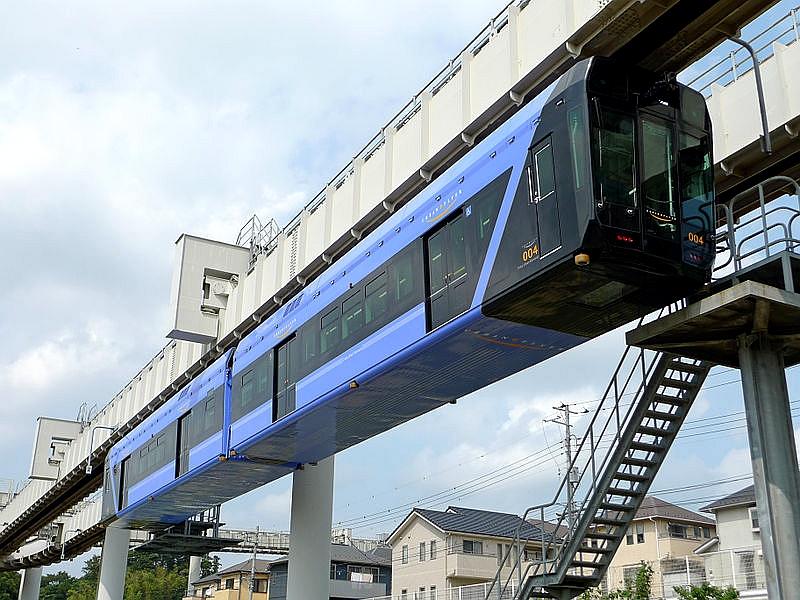 千叶单轨0型列车