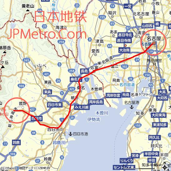 足汤列车大致运行线路图