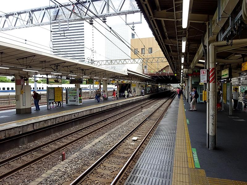浜松町站站台