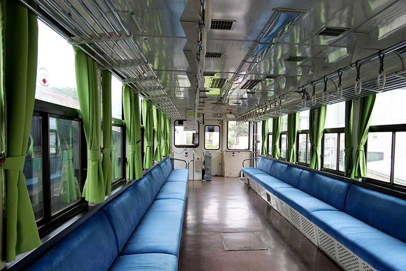 纪州铁道KR205内部