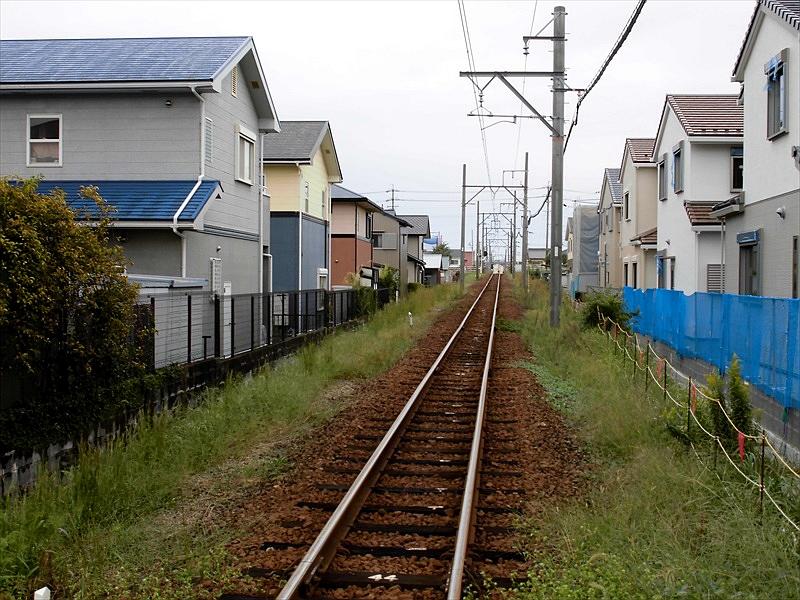 南日永站到泊站沿途风光