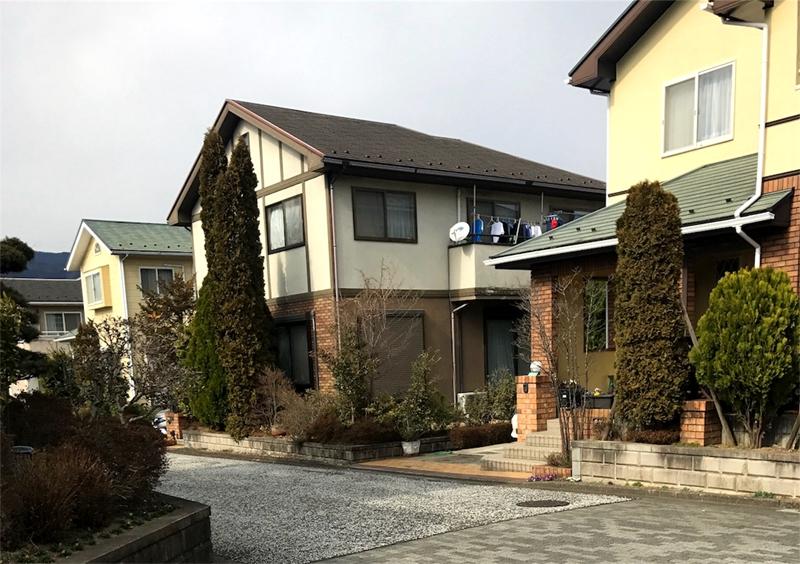 COMMORE社区里面全部是类似这样的独栋住宅