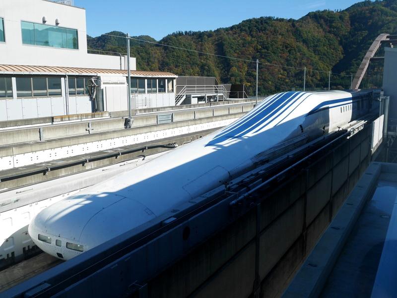 超导中央新干线L0型列车车鼻