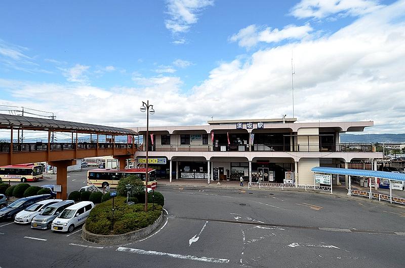 长野电铁须坂站