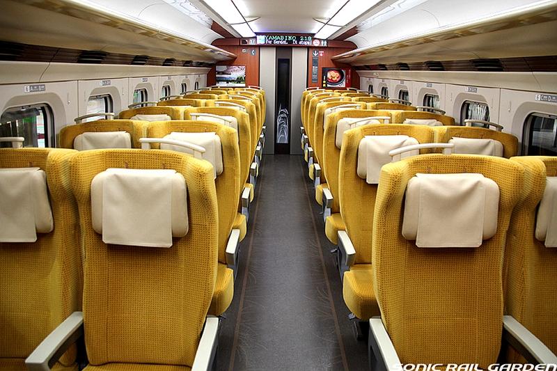 E6系列车普通车厢