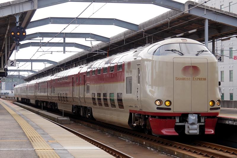 日出濑户列车