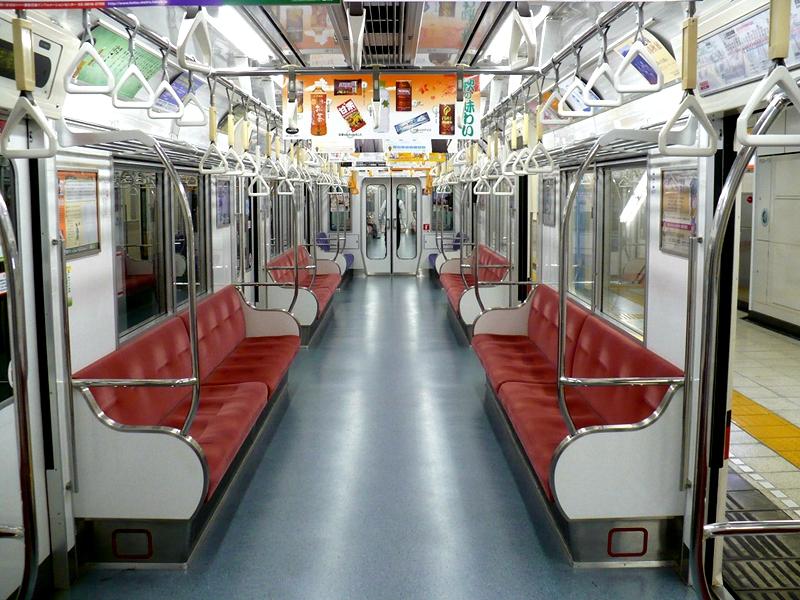 都营5300型列车内部