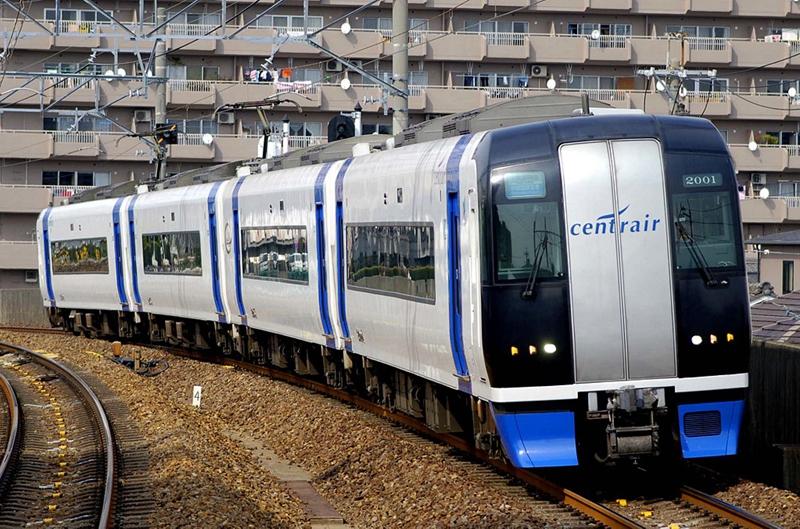 名古屋铁道2000系ミュースカイ列车
