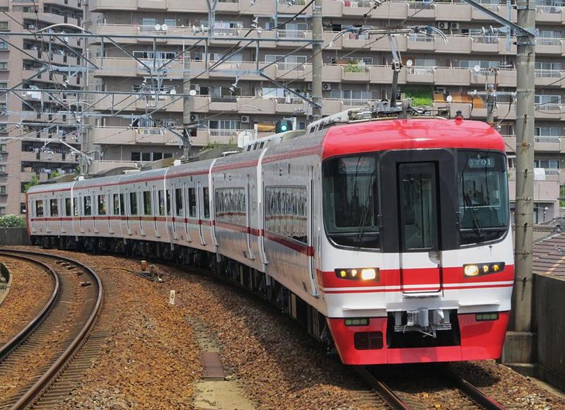 名古屋铁道1700系列车