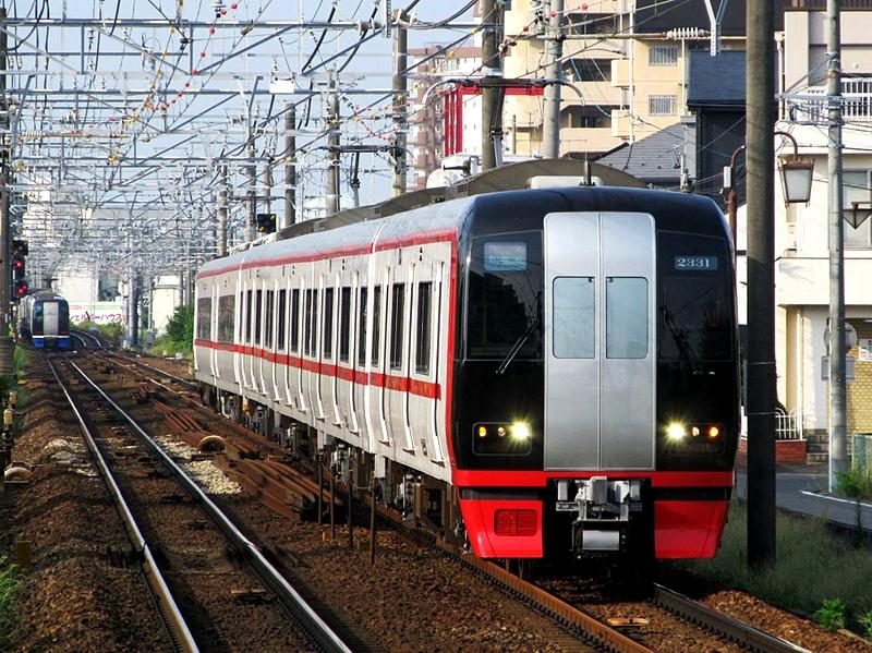 名古屋铁道2300系列车