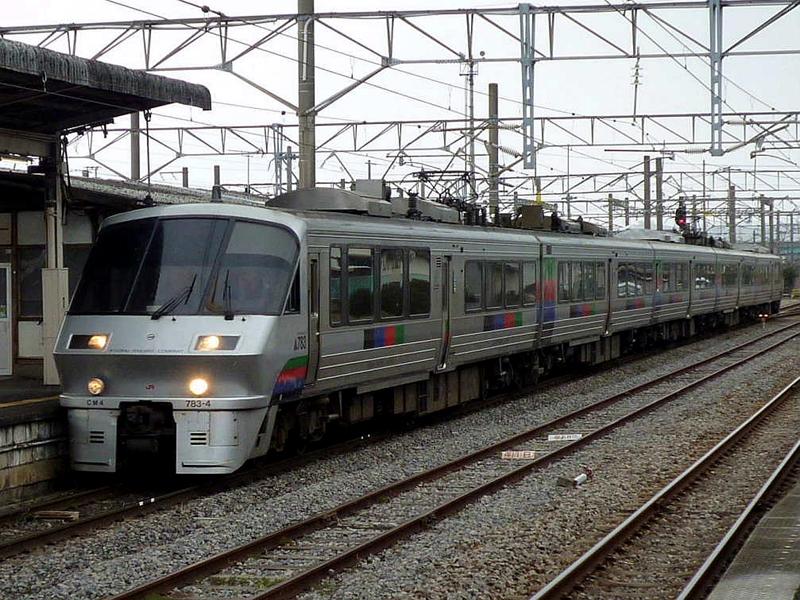 783系鸥号列车