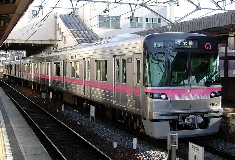 上饭田线7000系列车