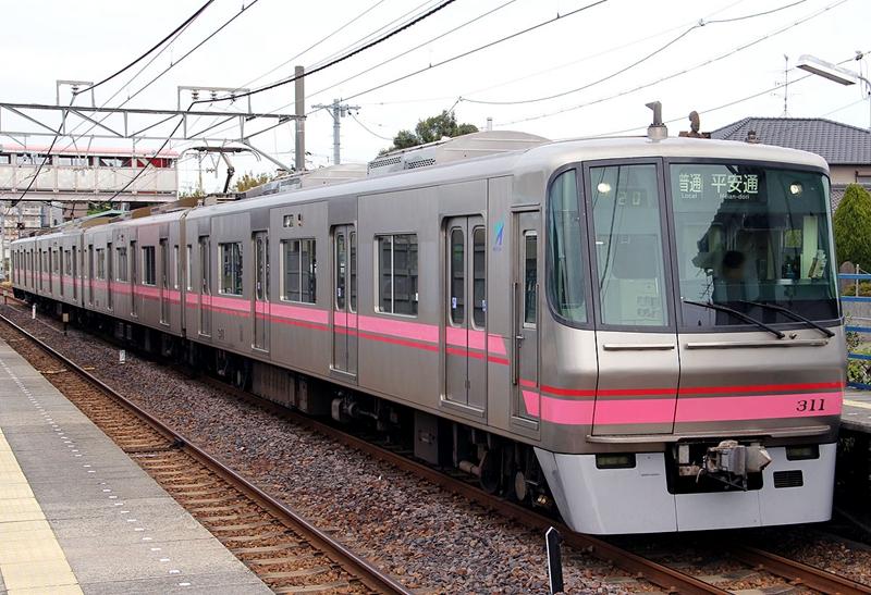 名古屋铁道300系列车